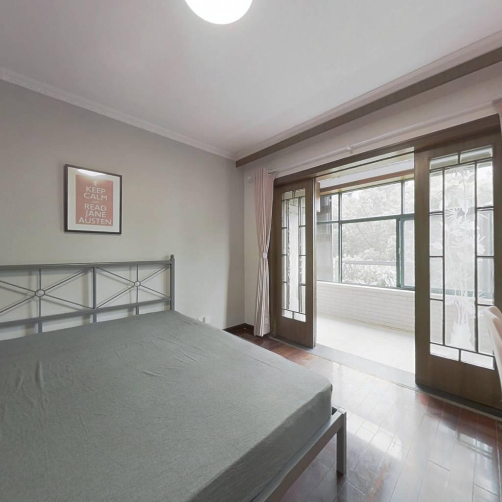 合租·春江新城将军坊 4室1厅 北卧室图
