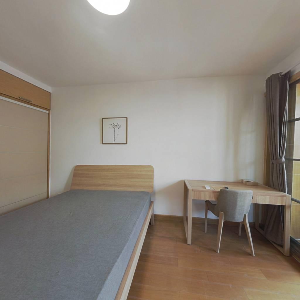 整租·新泾一村 2室1厅 南卧室图