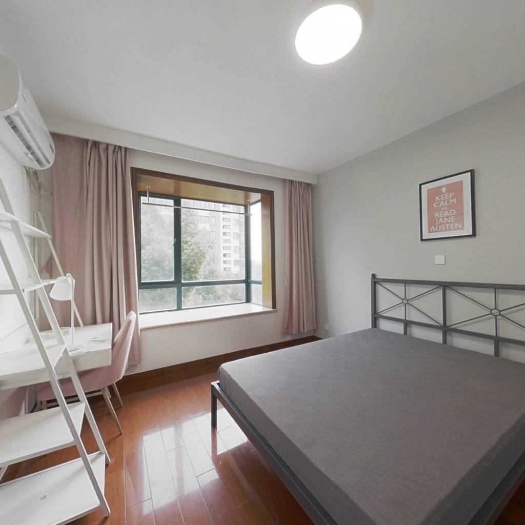合租·阅城国际花园悠然园 5室1厅 南卧室图