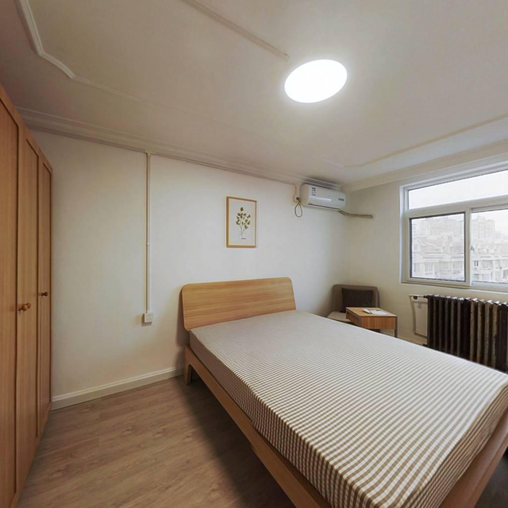 合租·元兴新里 2室1厅 西卧室图