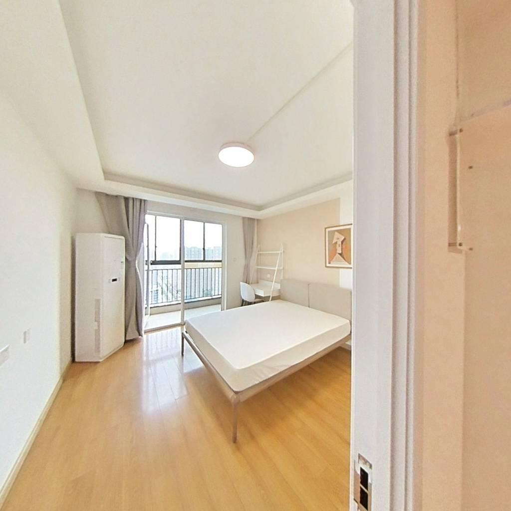 合租·万科汉阳国际D壹区 4室1厅 南卧室图