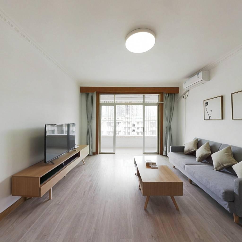 整租·爱榕园 2室1厅 南卧室图