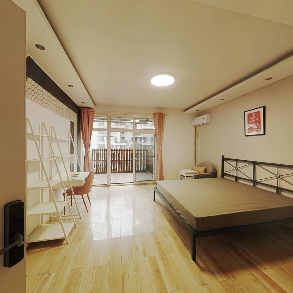 合租·蓝谷地三四期 4室1厅 南卧室图