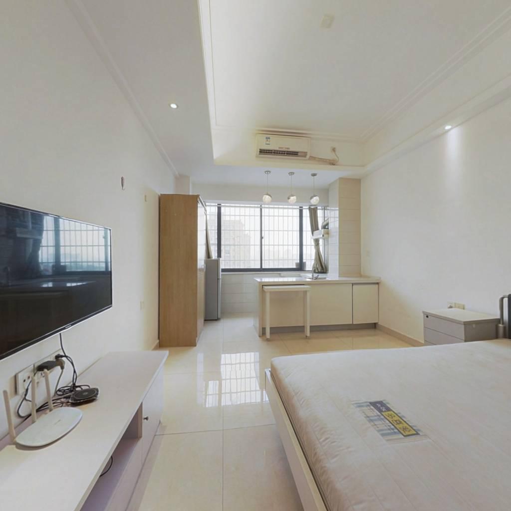 佐佑精装公寓,家电家具齐,随时看房,产权清晰