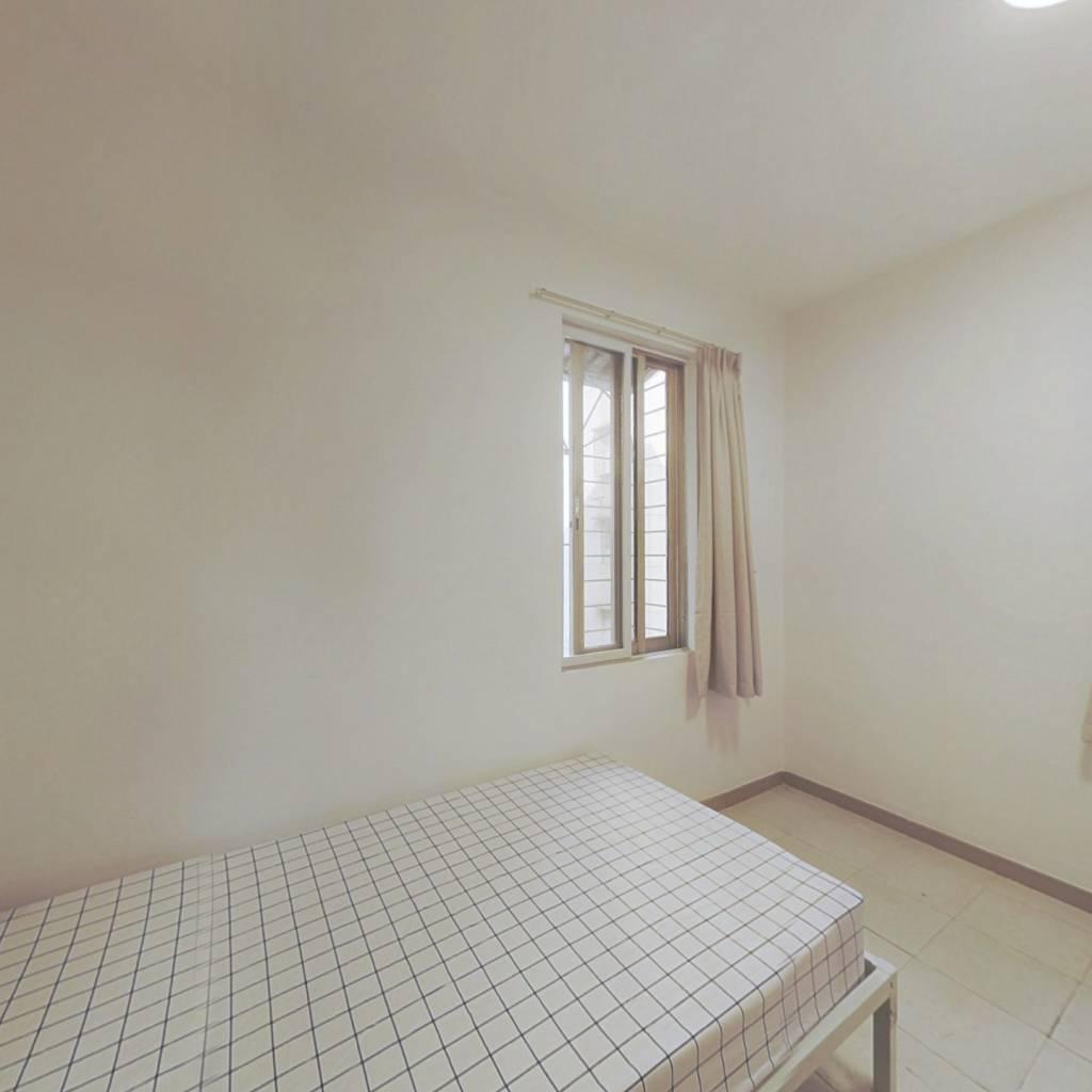 合租·怡乐园(番禺) 4室1厅 南卧室图