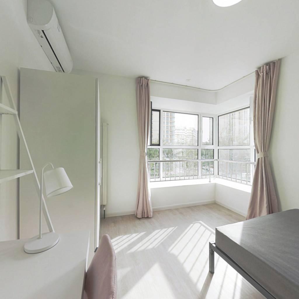 合租·王顶堤故里 3室1厅 南卧室图