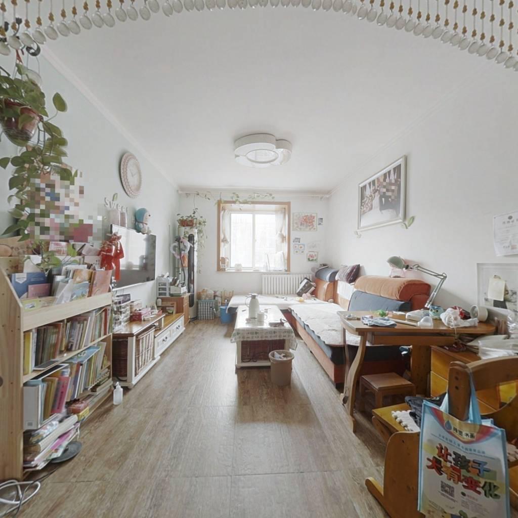 花园式小区   客厅卧室朝阳  采光好  双气带地下室
