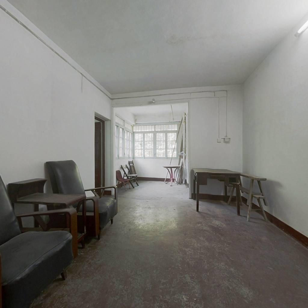 此房证满 大两房 商品房 蔡甸江滩近安静舒适