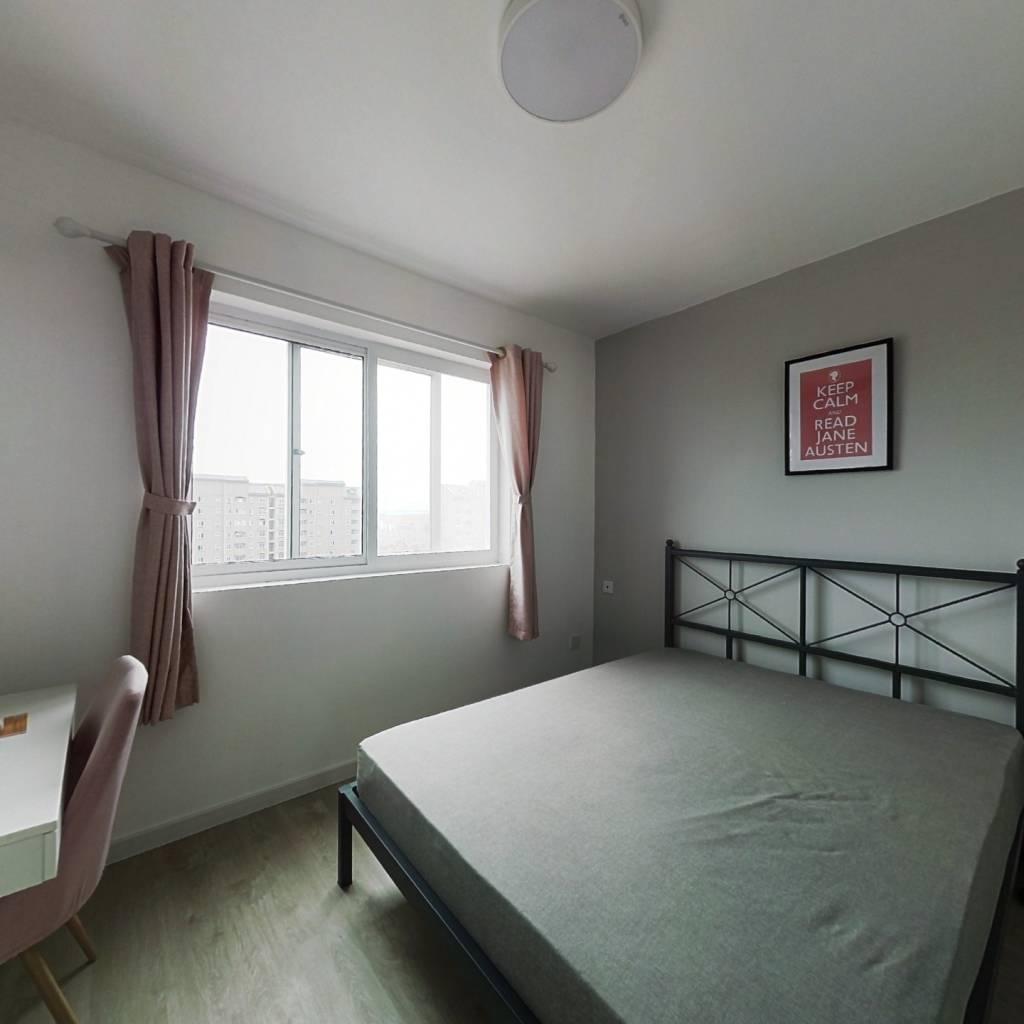 合租·浦秀苑 3室1厅 南卧室图