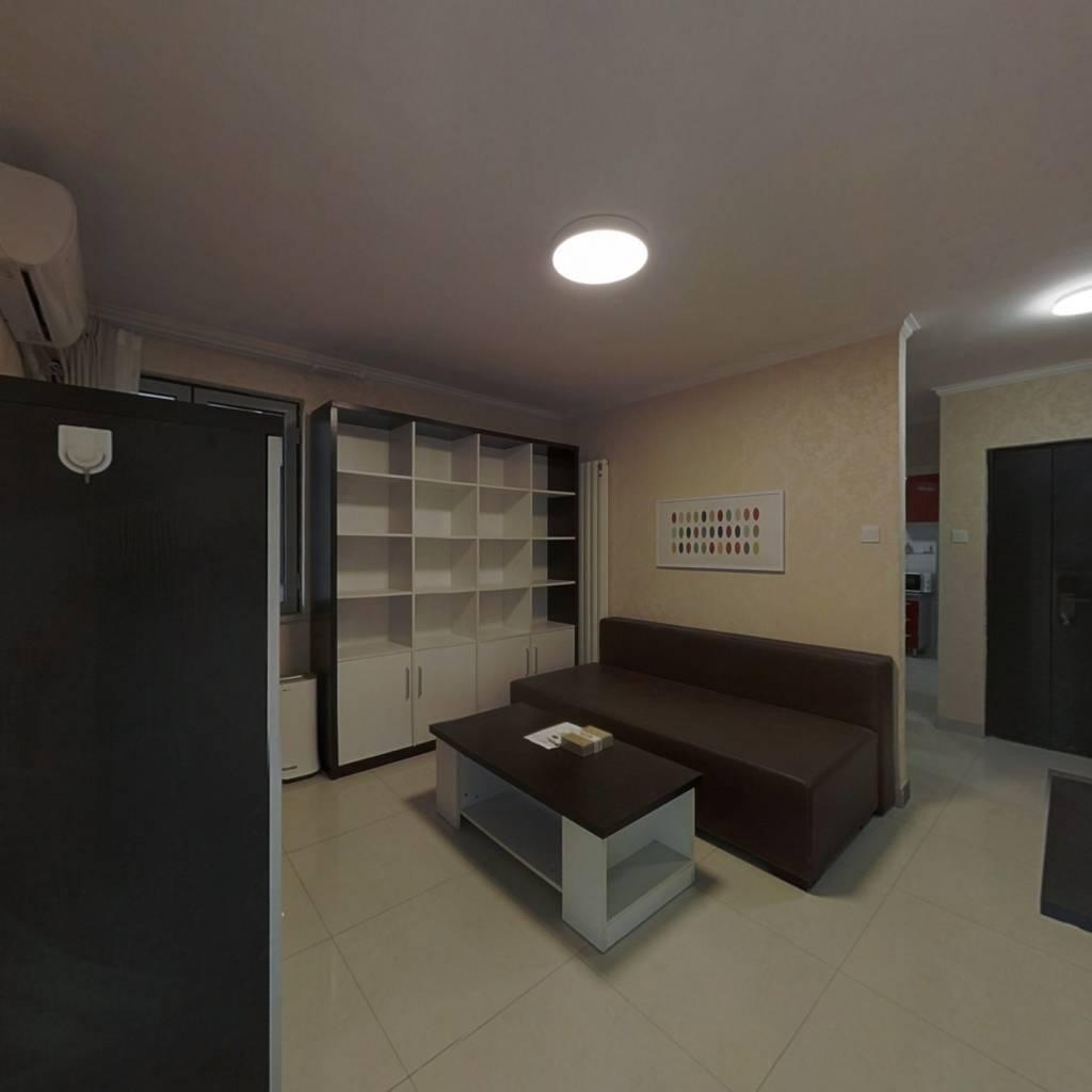 整租·柏林愛樂二期 1室1廳 西北臥室圖