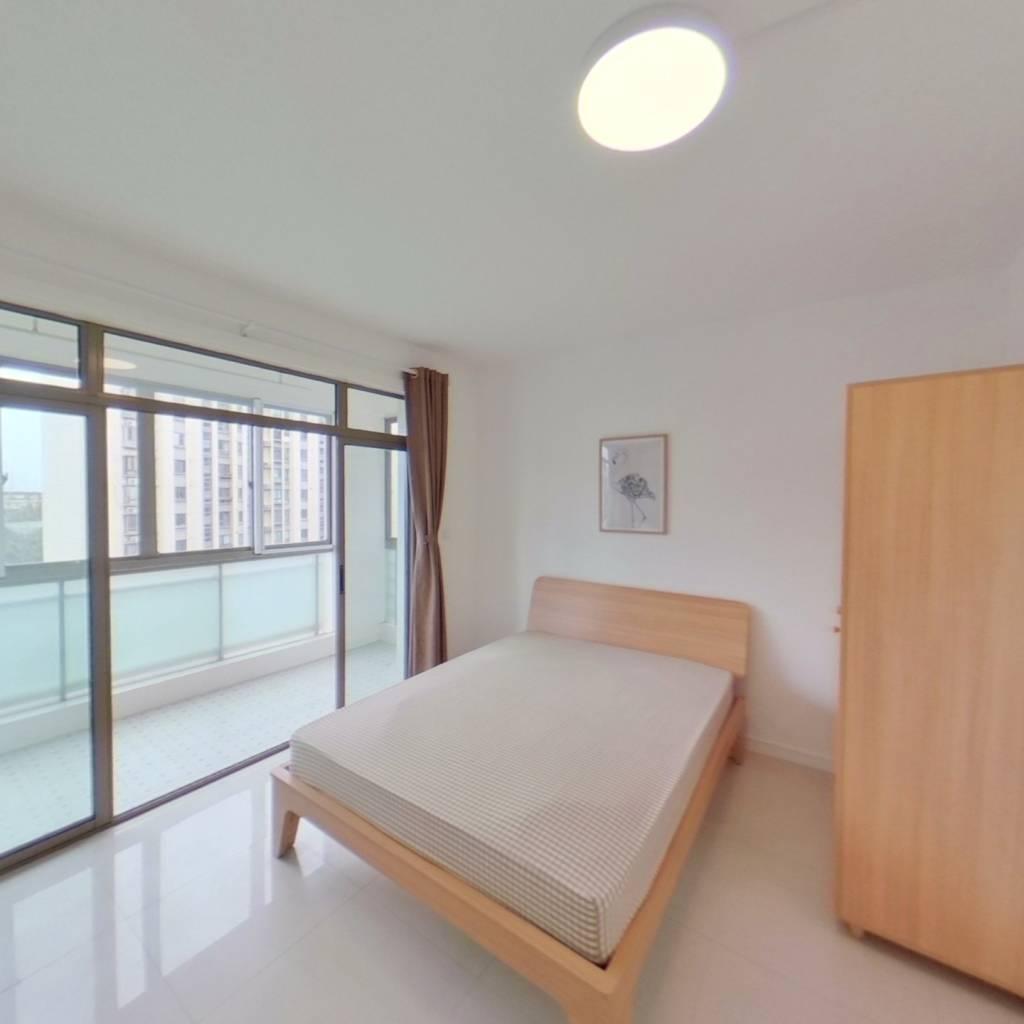 合租·东苑新天地 4室1厅 南卧室图