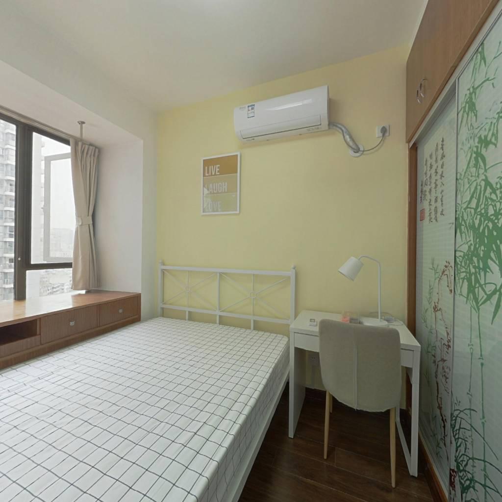 合租·蓉上坊二期 3室1厅 东卧室图