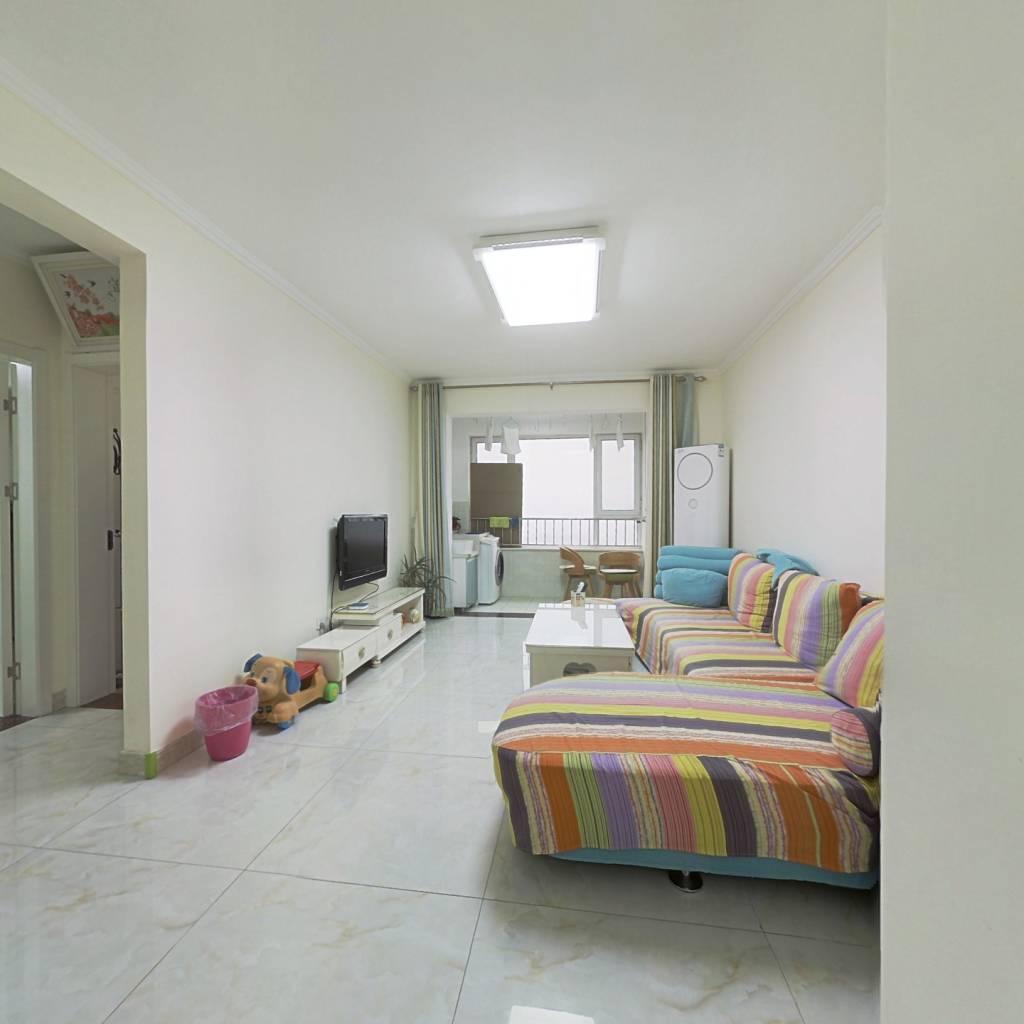此房采光好,前面无遮挡,精装修,业主诚心出售