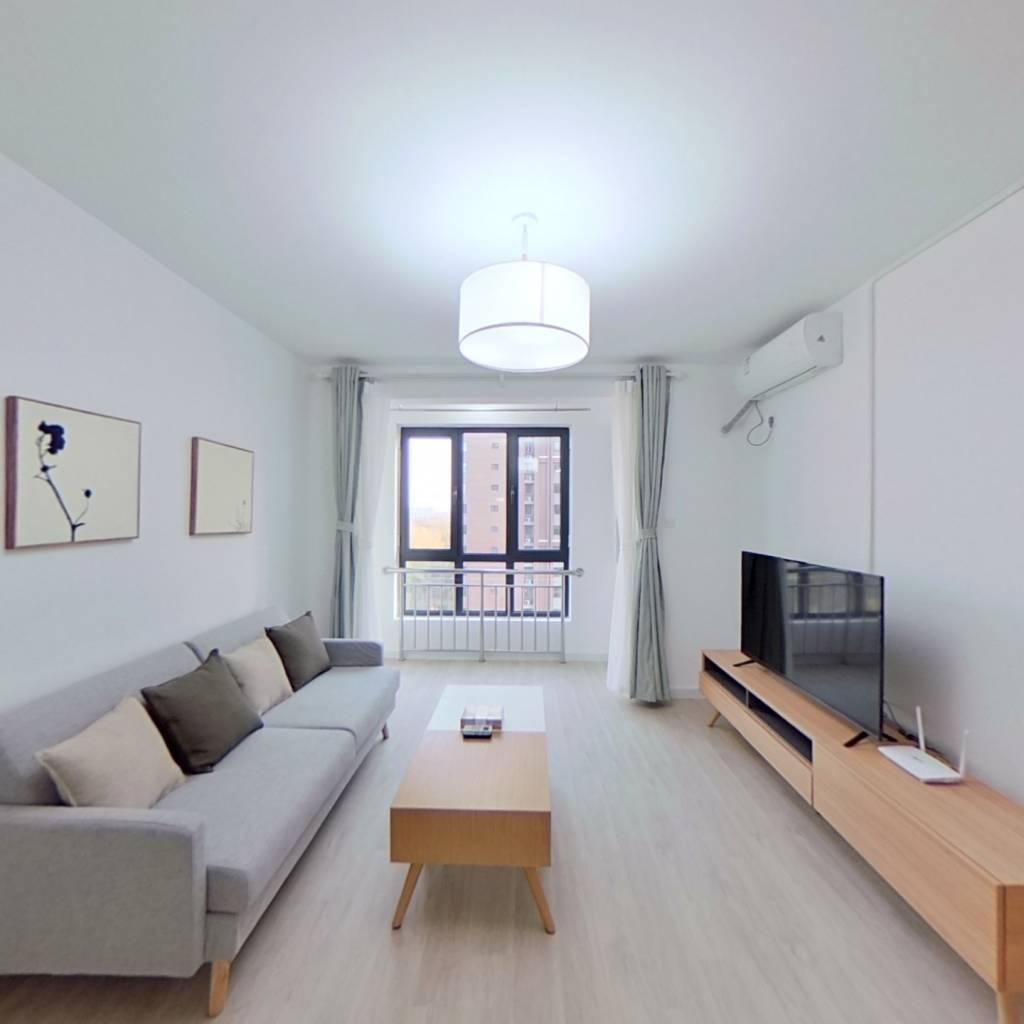整租·万和嘉园二区 2室1厅 南卧室图
