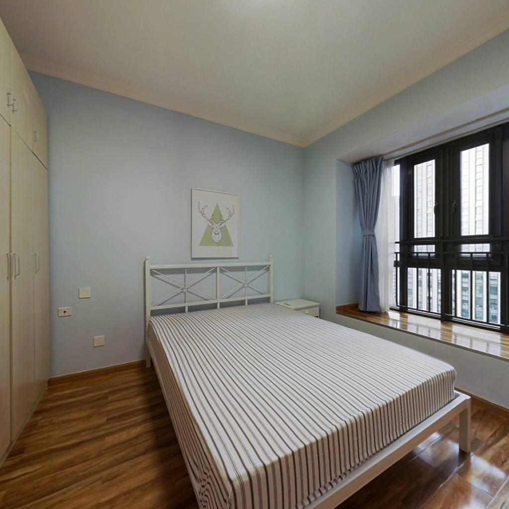整租·布鲁明顿广场 1室1厅 南卧室图