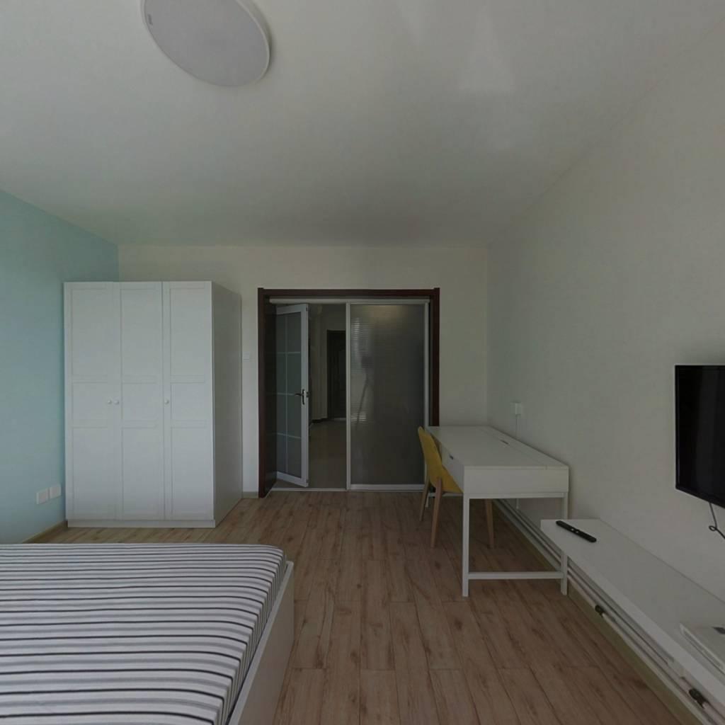 整租·敦煌楼 1室1厅 卧室图