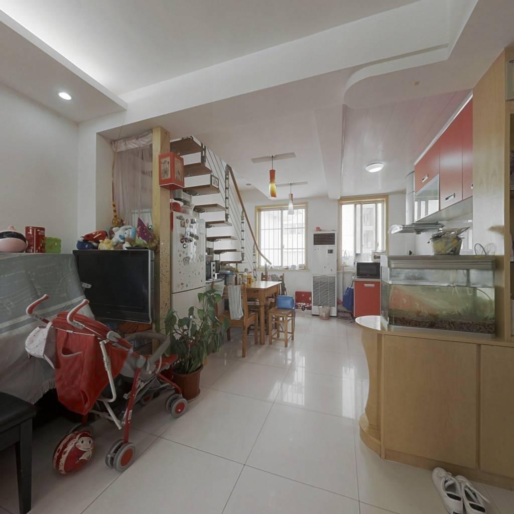 整租·月新公寓 2室1厅 跃层 南