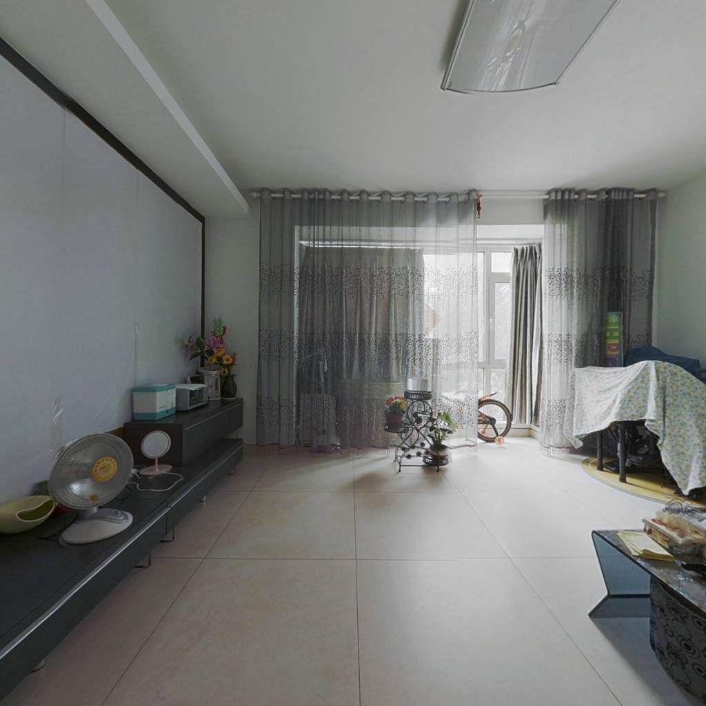 三室朝阳 动静分离 错层设计 低密度小区