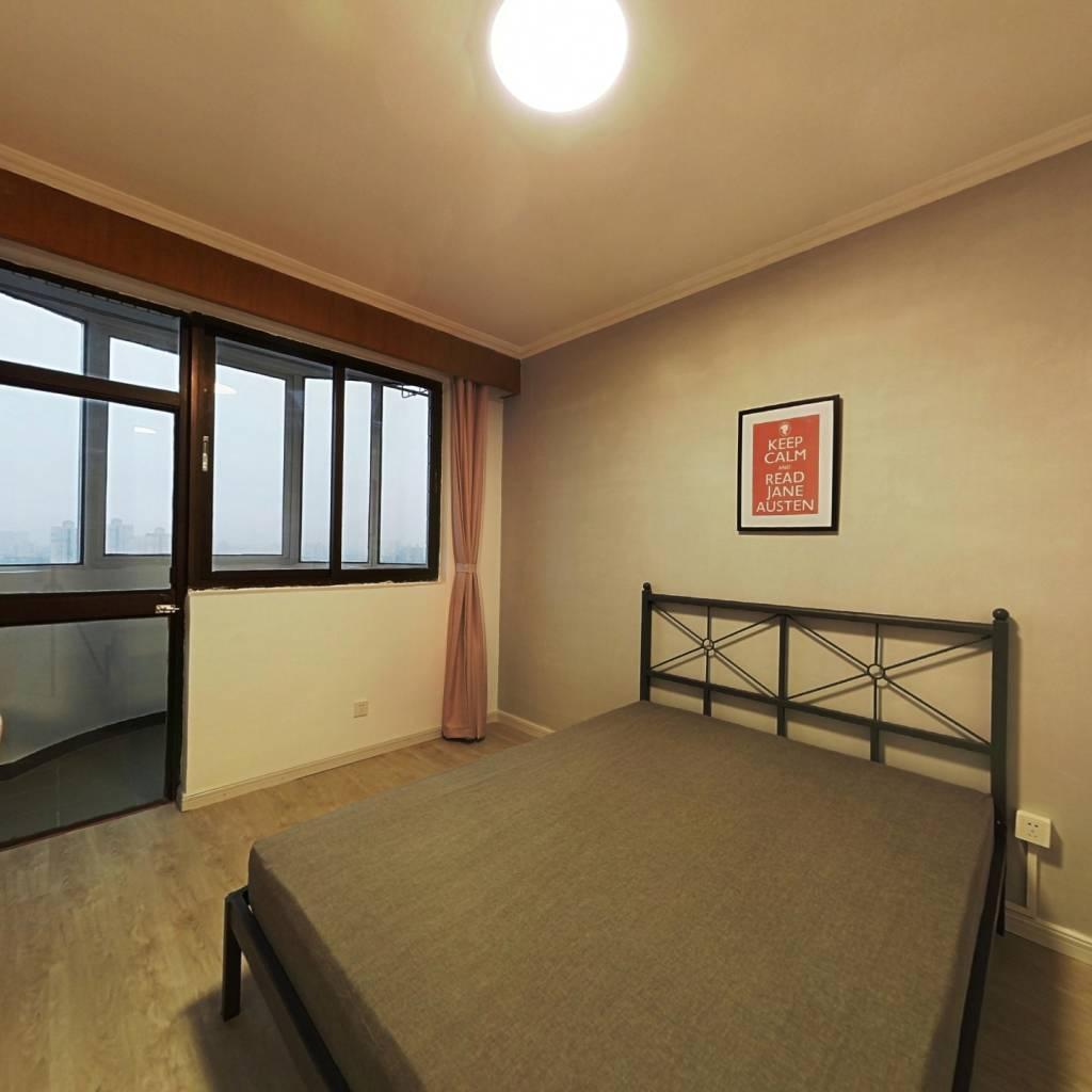 合租·迎春园 3室1厅 南卧室图