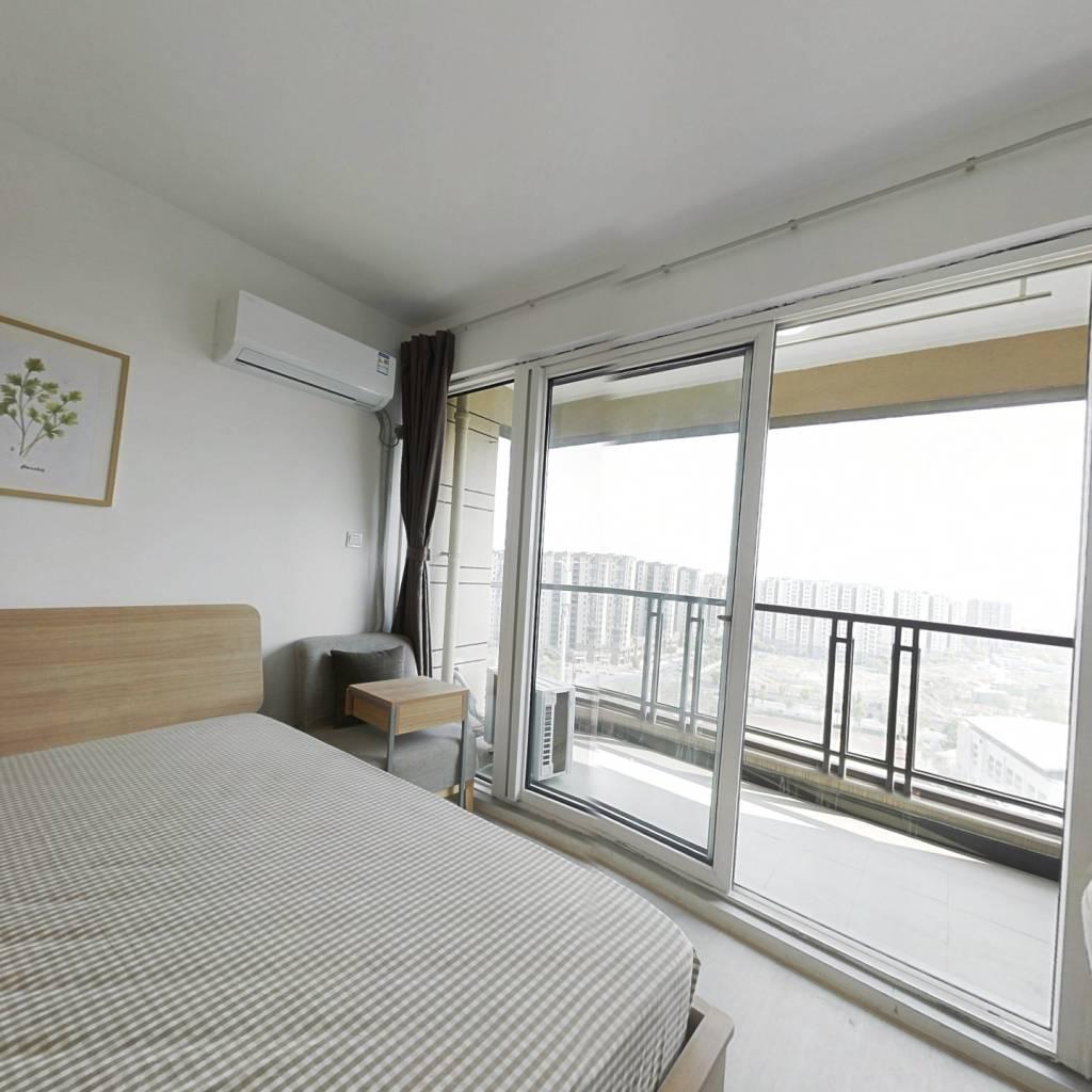 合租·中旅城仕公馆 5室1厅 北卧室图
