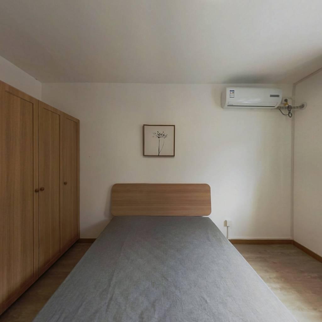 整租·漕溪三村 2室1厅 南卧室图
