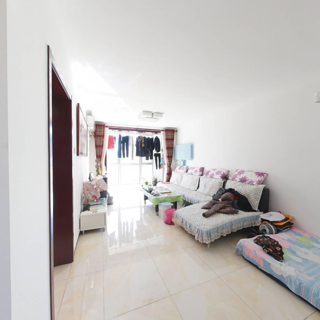 海淀产权 北部新区 园区88.8的两居室户型