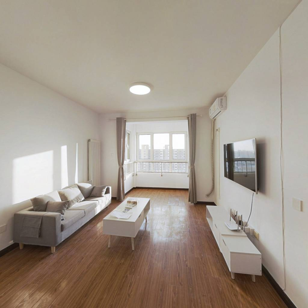 整租·新建村 2室1厅 南卧室图