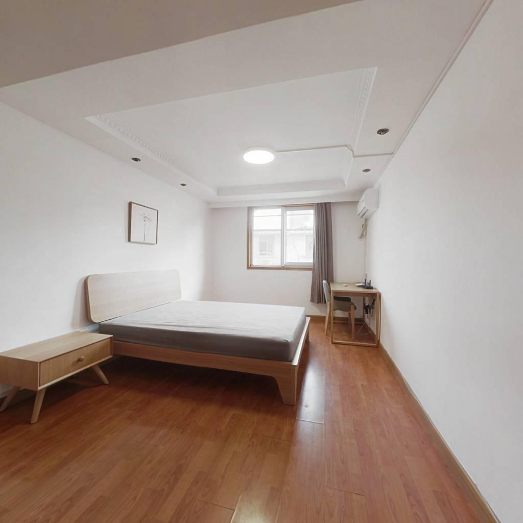 整租·曹杨五村(南杨园) 1室1厅 南卧室图
