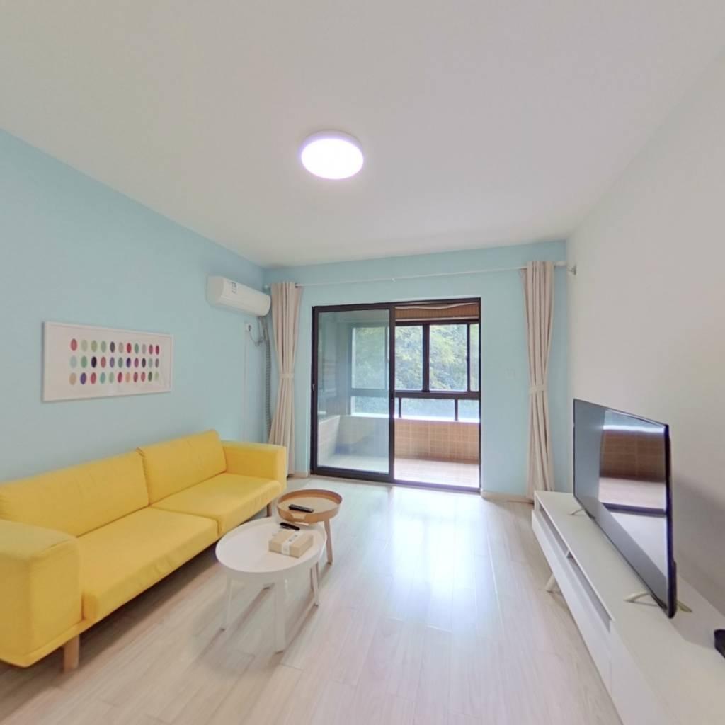整租·宝华城市花园 2室1厅 南卧室图