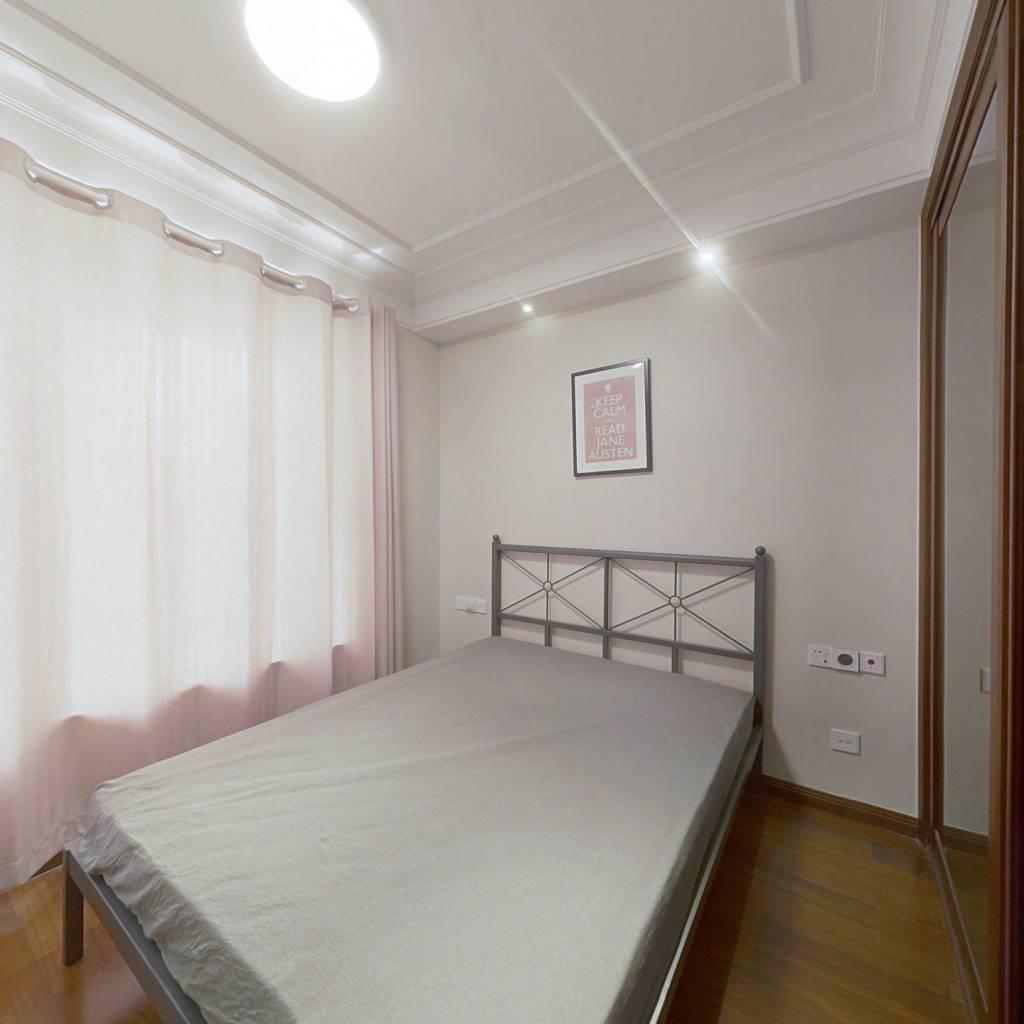合租·保利堂悦 4室1厅 南卧室图