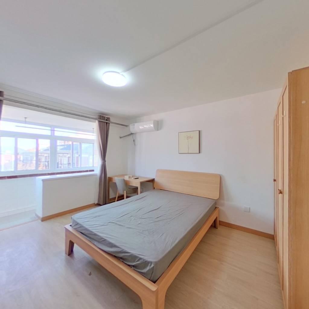 整租·外文局宿舍 2室1厅 东卧室图