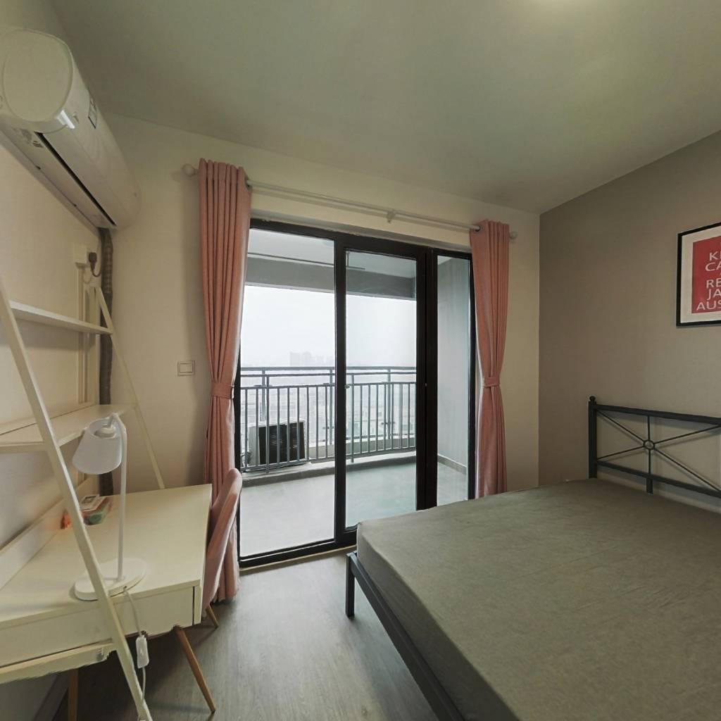 合租·红树湾 3室1厅 南卧室图