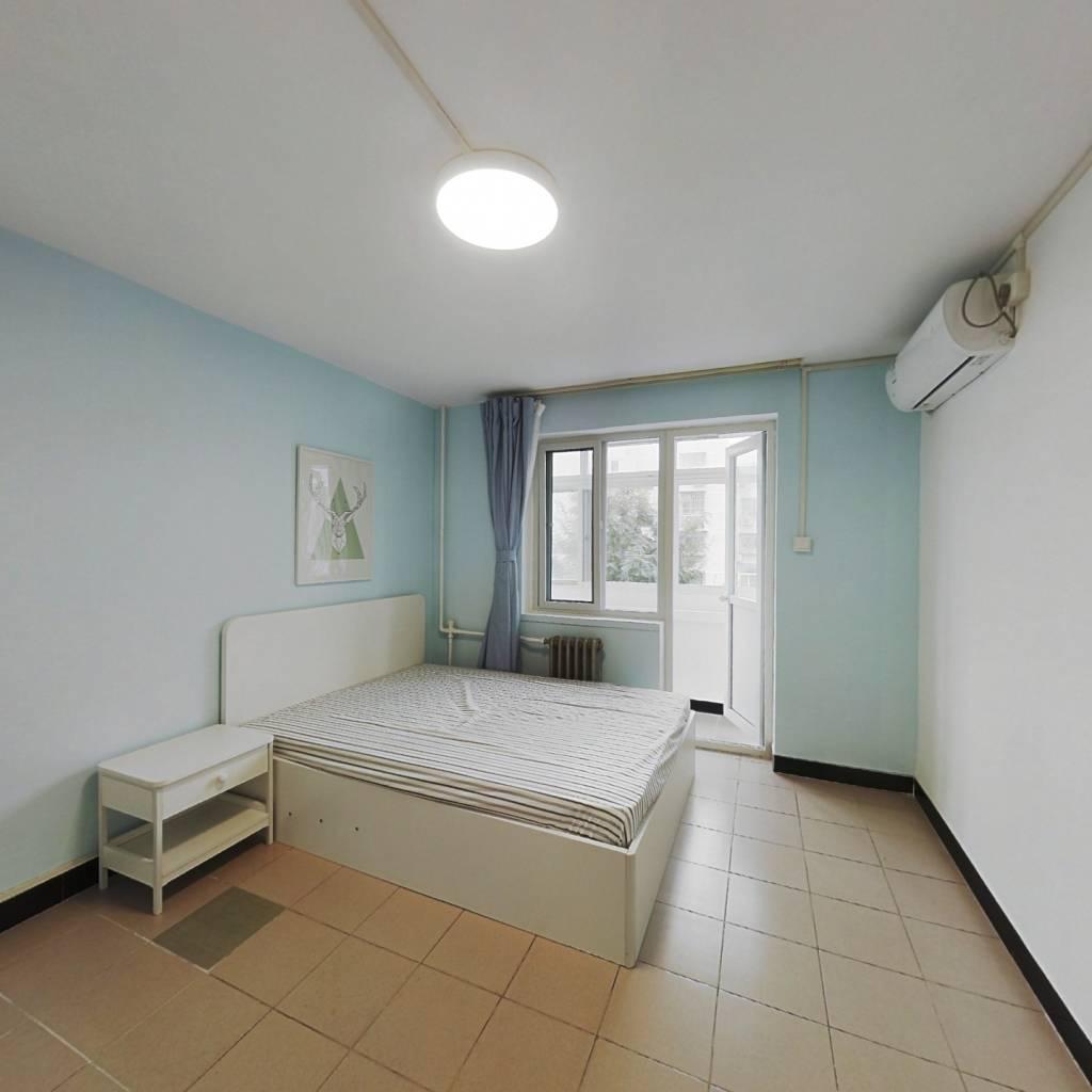 整租·嘉园二里 2室1厅 南卧室图