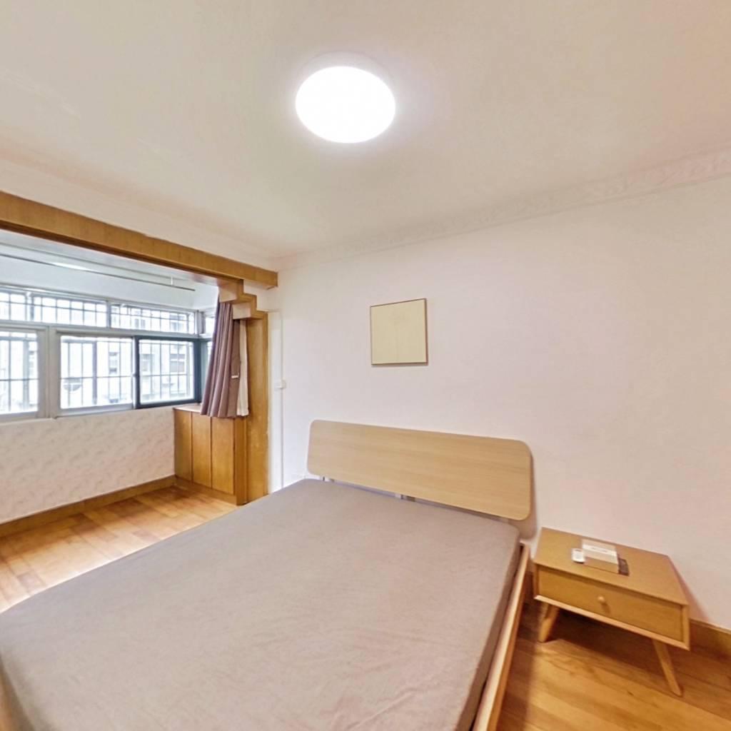 整租·燕江园小区 2室1厅 南卧室图