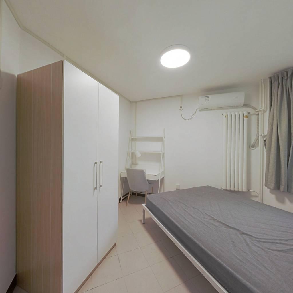 合租·芳星园三区 3室1厅 南卧室图