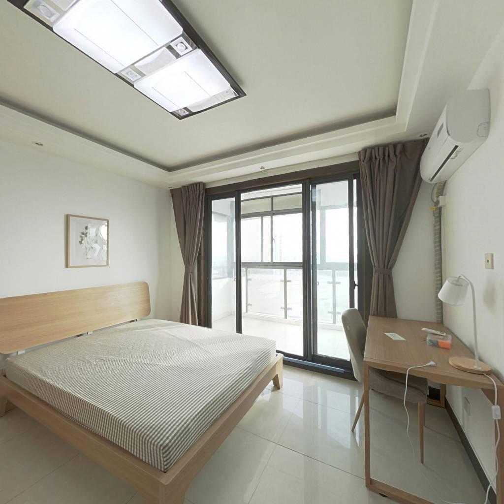 合租·康桥水都(公寓) 3室1厅 南卧室图