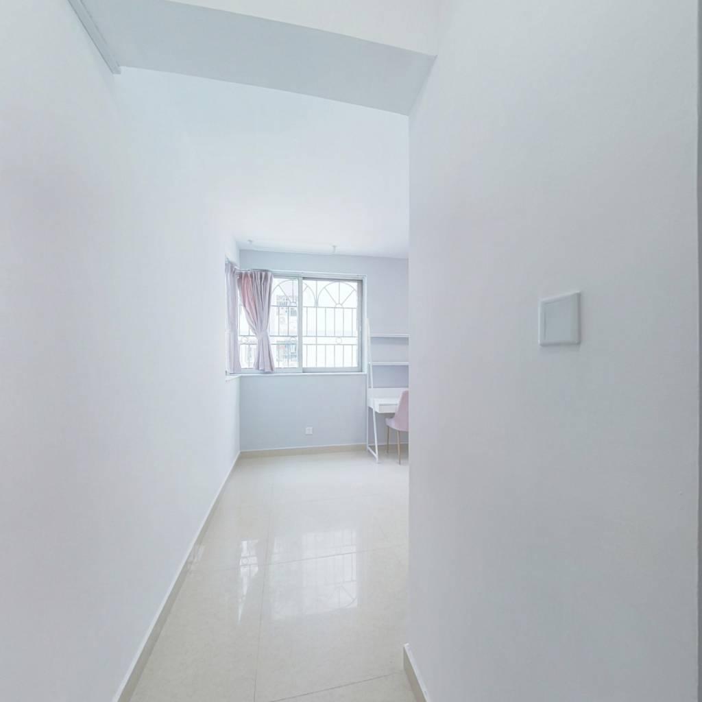 合租·国展苑 5室1厅 南卧室图