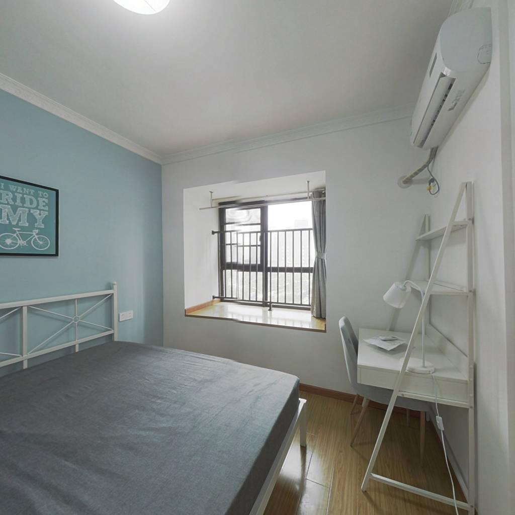 合租·光明上海公馆 4室1厅 南卧室图