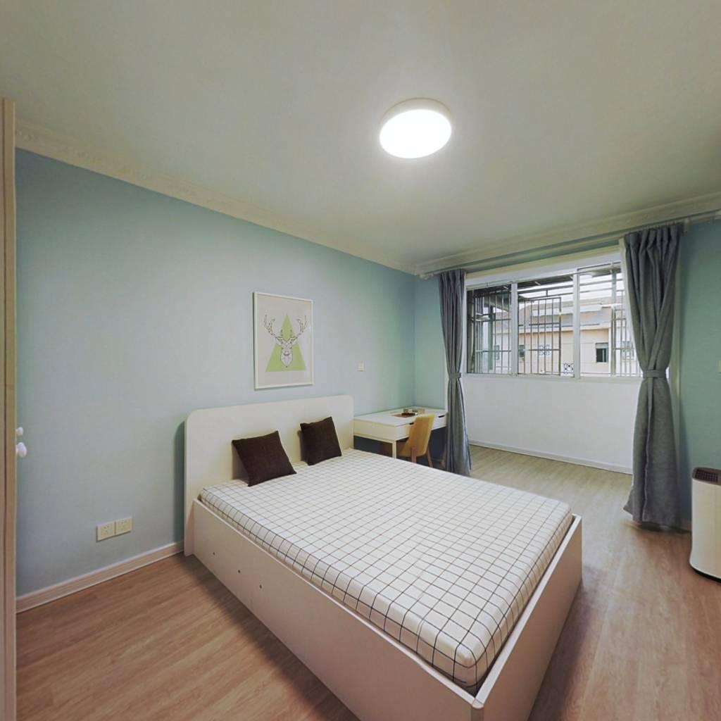 整租·国和二村 1室1厅 西南卧室图