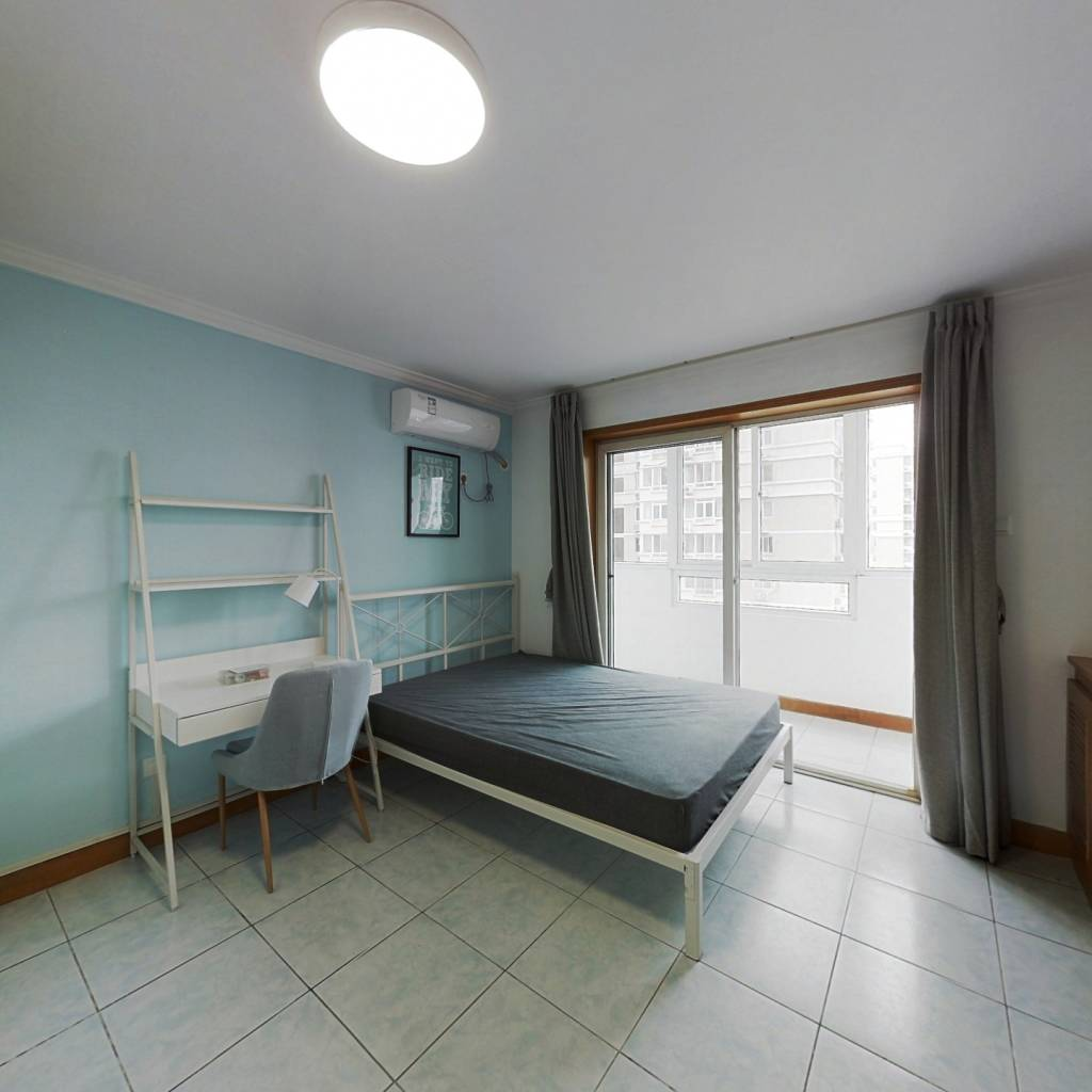 合租·华腾园 4室1厅 东卧室图