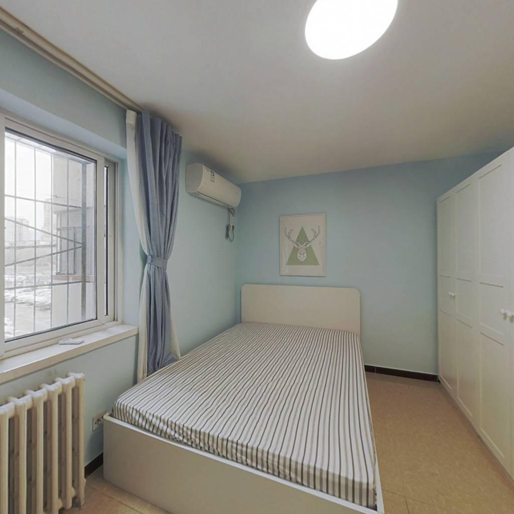 整租·角门11号院 1室1厅 西卧室图