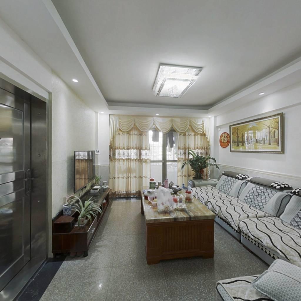 客厅.宽敞..卧室温馨舒适.搭配心怡.厨房设施