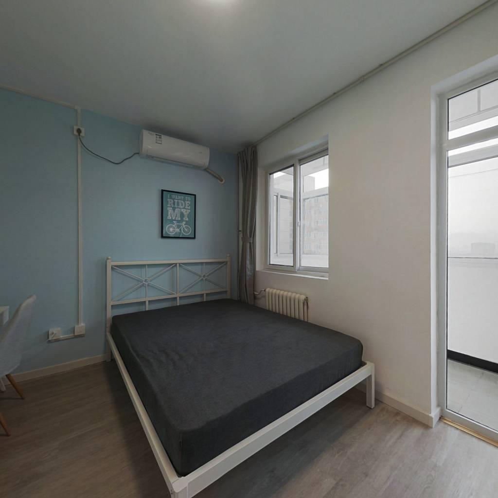 整租·古城南里 1室1厅 北卧室图