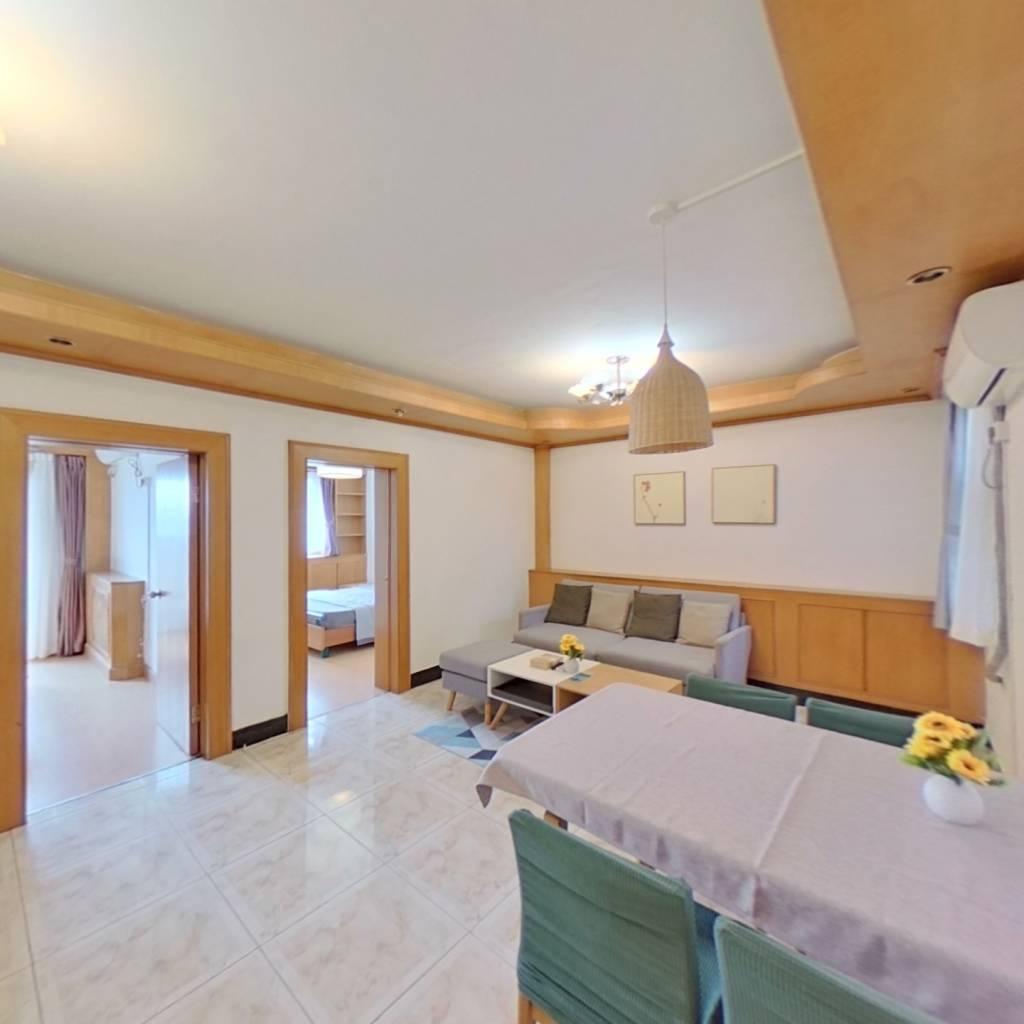整租·华龙小区 2室1厅 南卧室图