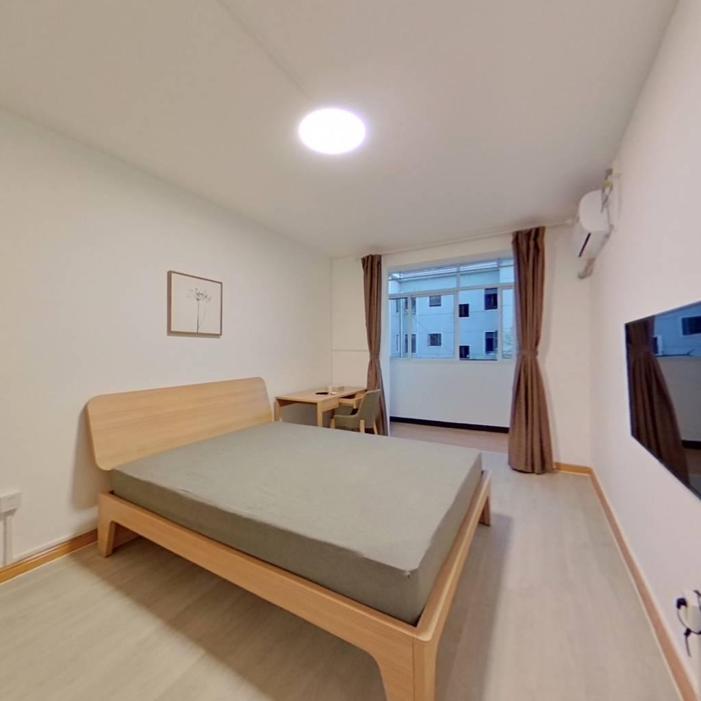 整租·上缝小区 2室1厅 卧室图