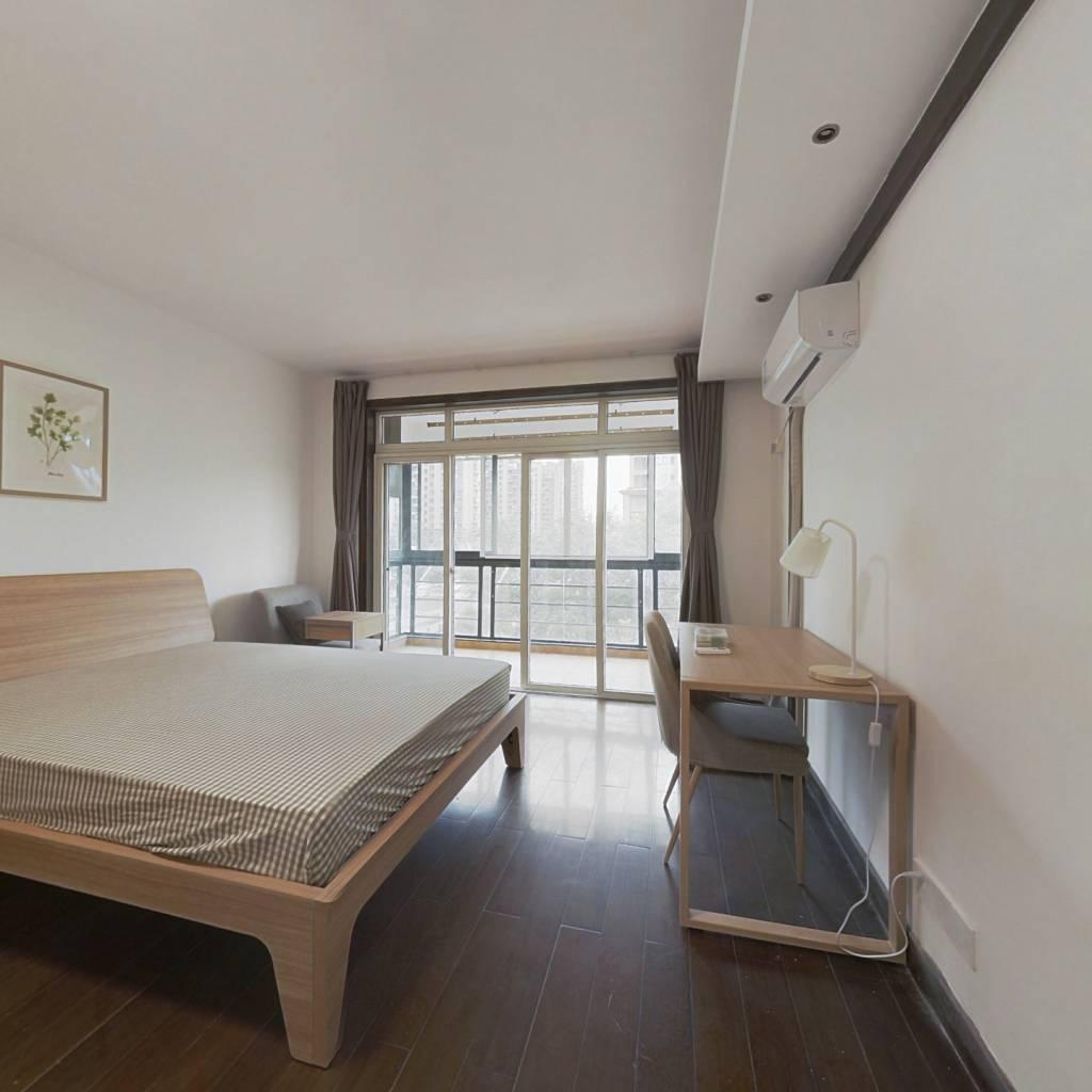 合租·政苑小区 4室1厅 南卧室图