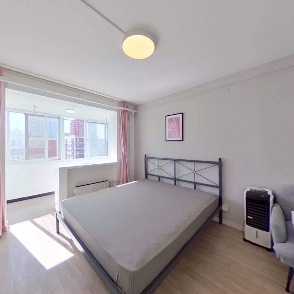 合租·翠微中里 3室1厅 南卧室图