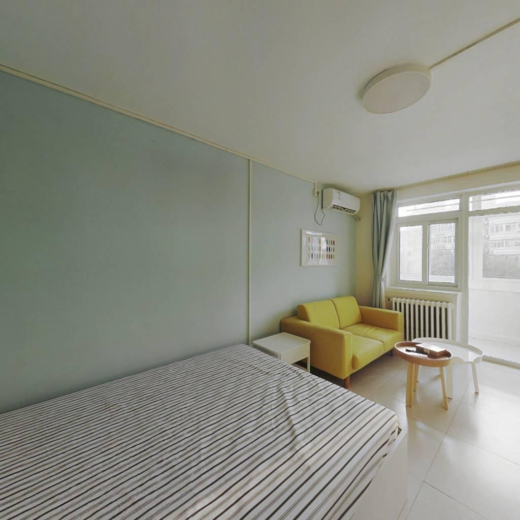 整租·怀庆里 1室1厅 西北卧室图