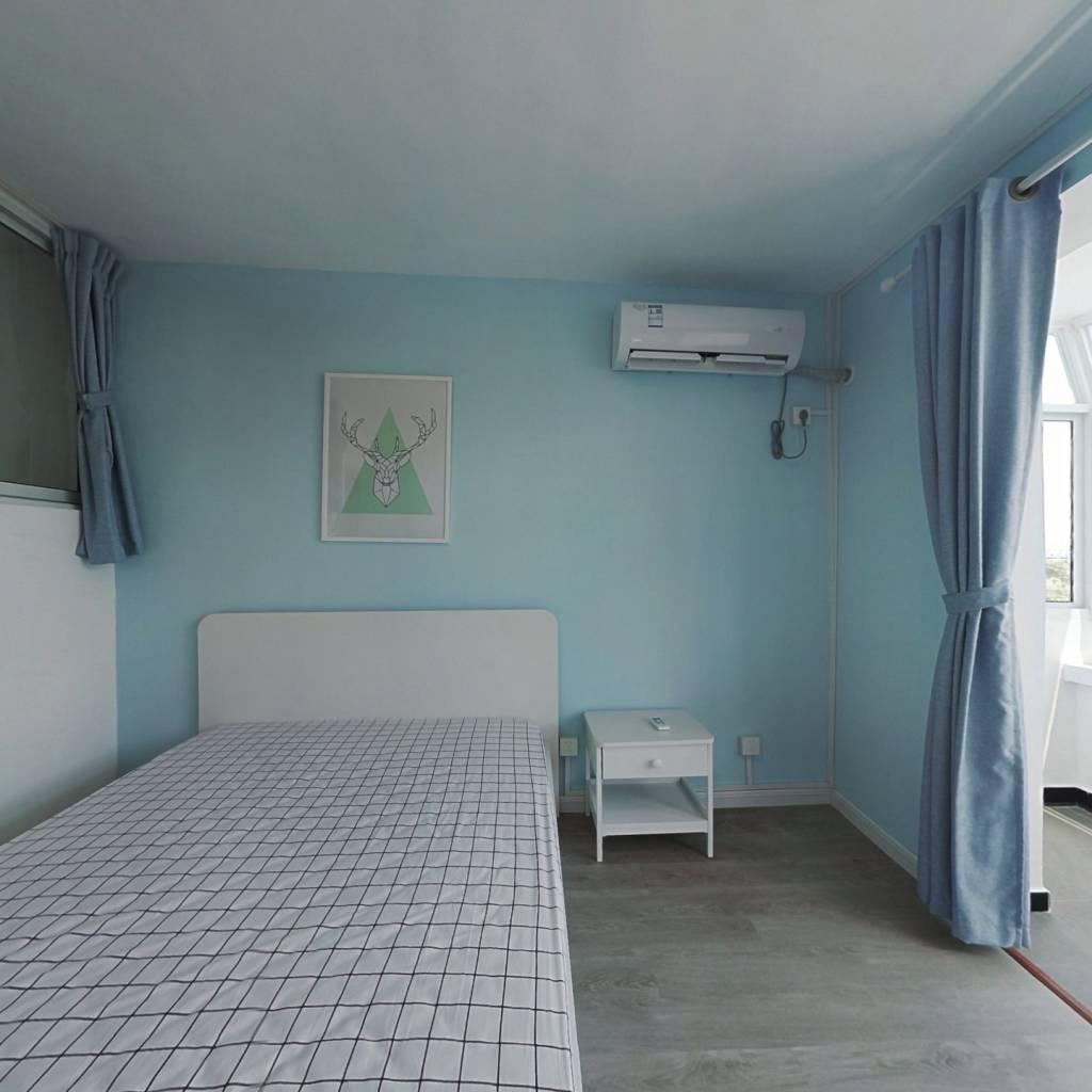 整租·航华四村 1室1厅 南卧室图