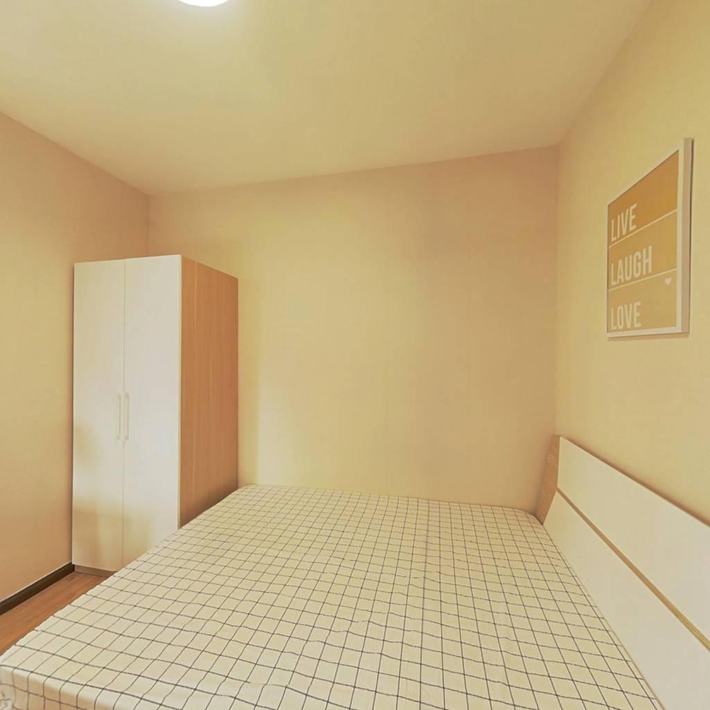 合租·英郡三期 4室1厅 西卧室图